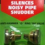 anti hammer tap valve