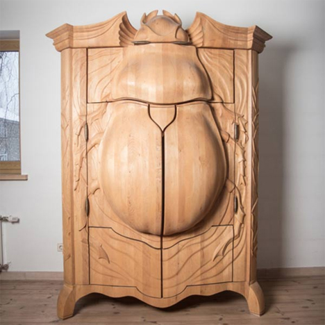 Beetle-armoire