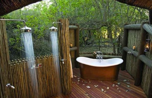 Outdoor Bathroom 2